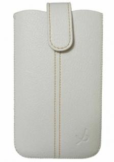 DOLCE VITA Leder-Tasche Etui für LG P710 E440 Optimus L4 L7 II 2 Nokia Asha 309