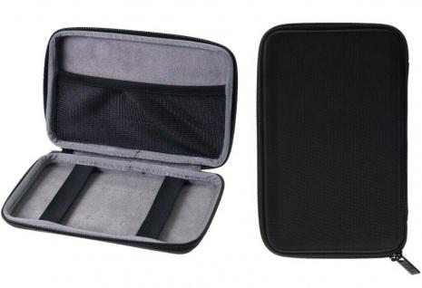 """AIV Navi-Tasche Hard-Case Universal Hülle für GPS Geräte 5, 5"""" 6"""" Zoll Navigation"""
