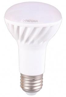 4x Patona LED-Lampe Reflektor Strahler E27 10W / 90W Warm-Weiß R63 Leuchtmittel - Vorschau 3