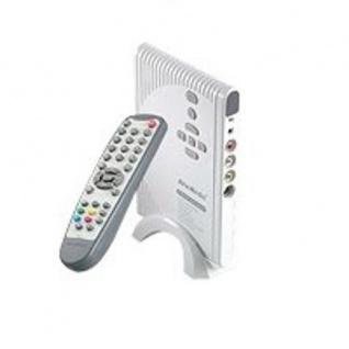 AVer-Media TV Box Multimedia Konsole DVD Player HD Video > DVI PC Monitor Cinch
