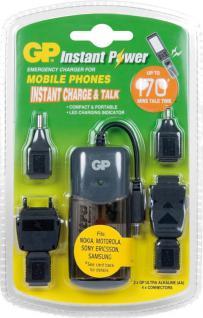GP Power-Bank Externer Akku Mini-USB Ladegerät für Universal Samsung HTC Handy