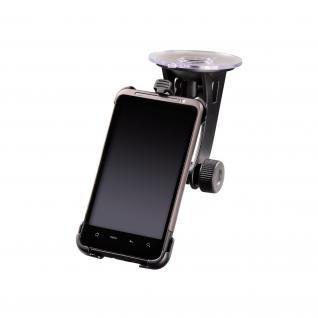 Hama Kfz Handy-Halter 360° Handy-Halterung für HTC Desire HD Smartphone PKW Auto