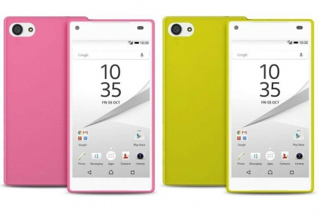 Puro Ultra Slim 0.3 Cover TPU Case Schutz-Hülle für Sony Xperia Z5 Compact Z5C