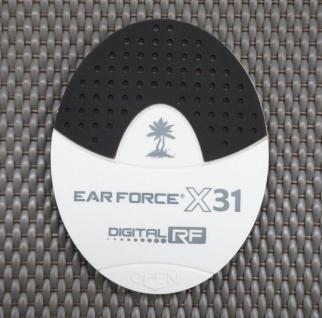 Turtle Beach X31 Battery Cover Deckel Akku Batterie Abdeckung Headset Kopfhörer