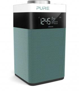 Pure Pop Midi S Digital-Radio DAB DAB+ FM UKW Küchen-Radio mit Bluetooth Display