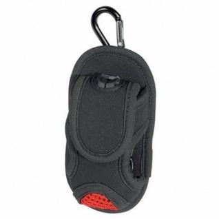 Hama Neopren-Tasche Gürtelschlaufe Köcher-Tasche Hülle für MP3 MP4 Stick Player