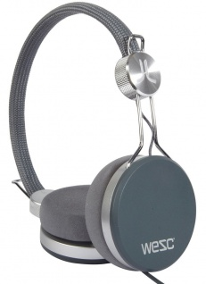 WeSC Banjo On-Ear Kopfhörer Mikrofon 3, 5mm Klinke Headset für Handy MP3 Hifi etc