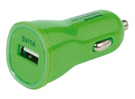 Vivanco KFZ Lader USB Ladegerät 12V 24V Lade-Adapter für Smartphone Handy iPhone