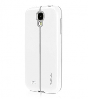 Macally Design Cover Schutz-Hülle Hard-Case Schale Tasche für Samsung Galaxy S4