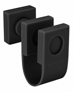 Urbanears The Acrobatic Cable-Clip Black Kabel-Clips Kopfhörer Headset Ladegerät