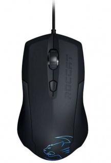 Roccat Lua Tri-Button Gaming Mouse Maus LED Beleuchtet 2000 dpi 3 Tasten Gamer