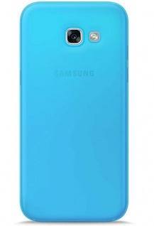 Puro Ultra Slim 0.3 Nude Cover TPU Case Schutz-Hülle für Samsung Galaxy A5 2017