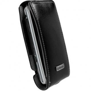 Krusell Handy-Tasche für Sony Ericsson Xperia Play Schutz-Hülle Klapp-Tasche