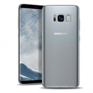 Puro Ultra Slim 0.3 Nude Cover TPU Case Schutz-Hülle für Samsung Galaxy S8