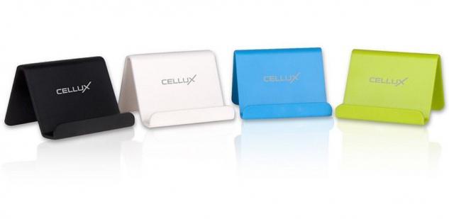 Cellux Universal Smartphone Ständer Handy-Halterung Tablet iPhone Samsung