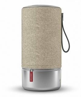 Libratone Zipp Speaker Cover Wool Almond Brown Lautsprecher-Bezug Boxen Stoff