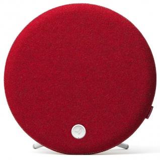 Libratone Lautsprecher Loop Red 360° Sound Wireless Speaker für Airplay DLAN etc