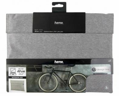 "Hama Notebook-Tasche Sleeve Slide Case Schutz-Hülle Laptop 15"" 15, 4"" 15, 6"" Zoll"
