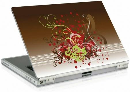 """Speedlink LARES Netbook Cover 11"""" 11, 6"""" Braun Notebook Skin Sticker Schutz-Folie"""