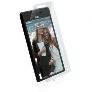 Krusell DELUXE Display Schutz Folie Schutzfolie für HTC Windows Phone 8S Screen