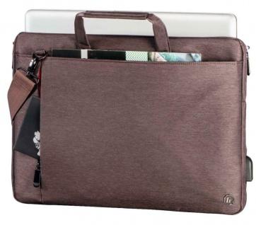 "Hama Manchester Notebook-Tasche 13, 3"" 13, 5"" 14"" 14, 1"" Laptop-Sleeve Case Hülle"