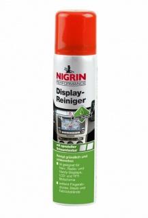 Nigrin Display-Reiniger Reinigung Displaypflege PKW Auto Navi Navigation Radio