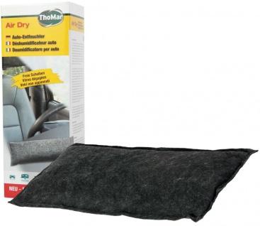 ThoMar Air-Dry Auto-Entfeuchter 1kg Luftentfeuchter Granulat Scheibenfrei Kissen