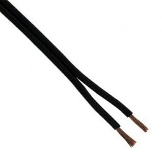 Hama 30m Lautsprecherkabel 2x 0, 75mm² 2-adrig Boxenkabel Hifi Koax-Kabel Kabel