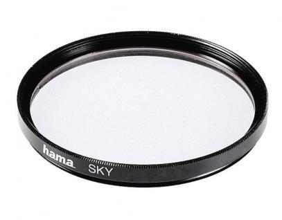 Hama Skylight-Filter 49mm Sky-Filter 1A Digital High Resolution Foto DSLR Kamera