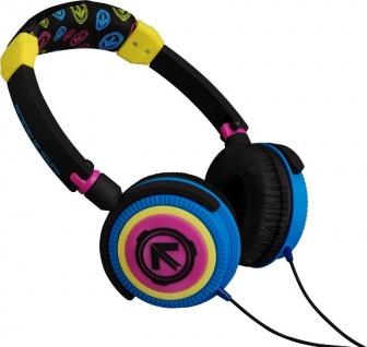 Aerial7 Phoenix Storm On-Ear Headset Mikrofon 3, 5mm Klinke Kopfhörer Hifi MP3 PC