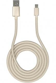 Kit USB-A auf Micro-USB USB-Kabel 1m Adapter Typ B Stecker Ladekabel Datenkabel