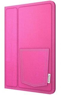 XtremeMac Cover Tasche Jeans Schutz-Hülle Case Etui für Apple iPad Mini 1 2 3