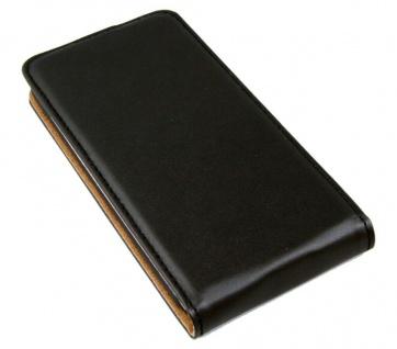 Patona Slim Flip Cover Klapp-Tasche Schutz-Hülle Cover Case für HTC Desire 510