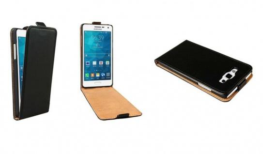 Patona Slim Cover Klapp-Tasche Schutz-Hülle Case für Samsung SM-A700 Galaxy A7