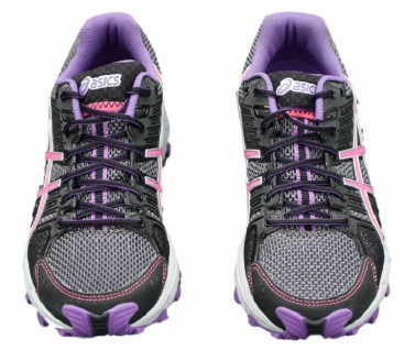 Asics Gel Fuji Trabuco T2B8N Laufschuhe EUR 40 UK 6, 5 Schuhe Running Jogging - Vorschau 5
