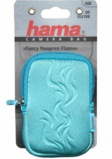 Hama Kamera-Tasche Hülle Bag für Sony DSC-W830 W810 WX220 Rollei Compactline 800