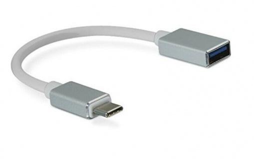 Speedlink USB-C 3.1 auf USB-A OTG Adapter-Kabel für Handy Smartphone Tablet PC
