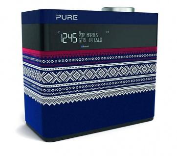 Pure Pop Maxi Digital-Radio DAB+ DAB UKW Stereo Bluetooth Anlage Lautsprecher