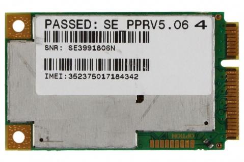 Option 3G UMTS Karte WWAN Adapter Mini-Card für Dell Lenovo Asus Acer Toshiba ..