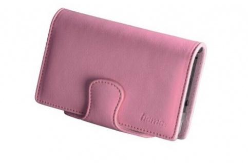 Hama Leder-Tasche Case Hülle Etui Bag Pink für Nintendo DSi NDSi DS Lite Konsole