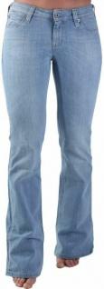 Original Levi's Damen Jeans-Hose 572 Bootcut hell-blau Woman Levis versch. Gr.