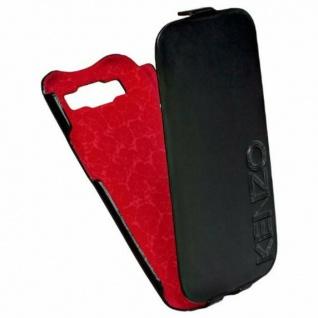 Kenzo Flip-Cover Klapp-Tasche Schutz-Hülle Case für Samsung Galaxy S3 GT-i9300