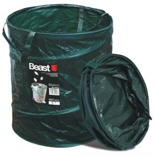 Beast Gartenmüllsack 30L 32x38mm Gartensack Laubsack Abfall Müll-Sack Laub etc