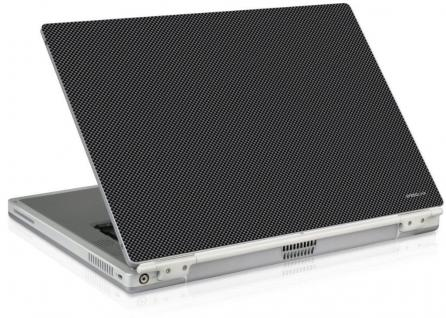 """Notebook Skin 15, 6"""" 16"""" 16, 4"""" Aufkleber Carbon Laptop Sticker Schutz-Folie Case"""