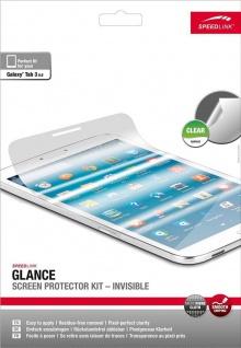 Speedlink 3x Display-Folie Schutz-Folie klar für Samsung Galaxy Tab 3 8.0 8 Zoll