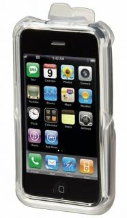 Hama Hardcase Kickstand Handy-Hülle Schutz-Hülle Case für Apple iPhone 3G / 3GS