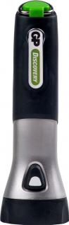 GP CREE 1W LED Taschenlampe Profi Work HELL Lampe 6x AA-Batterie Outdoor Camping - Vorschau 3