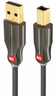 Monster 3m Premium USB-Kabel Anschlusskabel für PC Drucker Druckerkabel Scanner