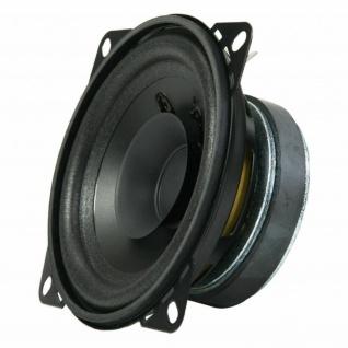 AIV 1x 10cm Lautsprecher Dual-Cone DIN 100 40 Watt 100mm Universal Boxen Box PKW