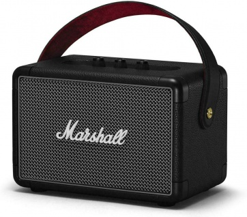 Marshall Kilburn II 2 Black Bluetooth Lautsprecher Speaker Retro Boxen Aktiv Box